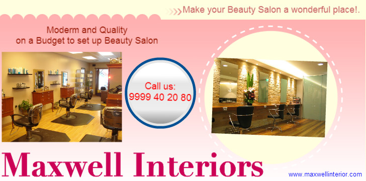 Want to set up luxury hair salon beauty parlour spa health treatment studio in Delhi