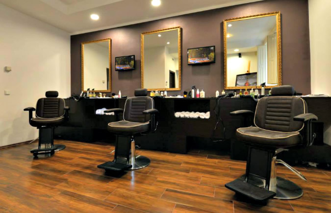 Renovate Repair Remodel Redesign Redecorate Beauty Salon Spa